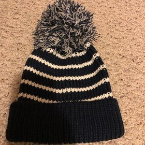 Stella & Dot Pom Pom Hat - New!!